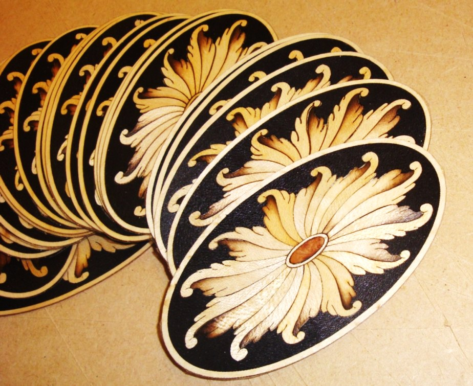 Marquetry Inlays Marquetry Fans Custom Marquetry